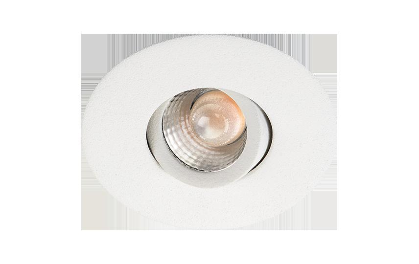Super Nano 4W LED, u/driver, Hvit 36° - led-spot.no VX67