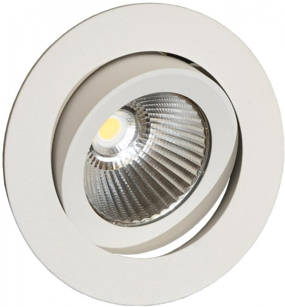 E95 downlight, hvit  dimbar  Ledspotno # Led Deckenleuchte Dimbar